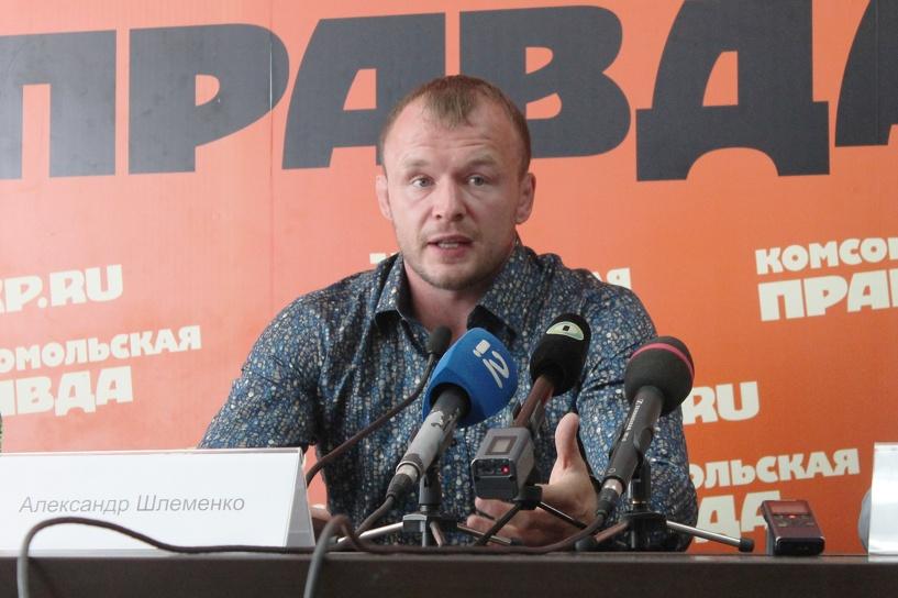 #ЗаШлеменко: попавший в опалу боец оценил поддержку Назарова и омичей