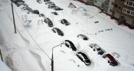 Более 500 снегоуборочных машин спасали Омск от вчерашнего снегопада