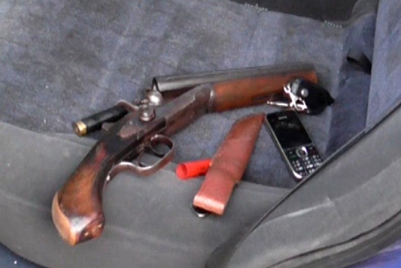 Из обреза ружья омич выстрелил во владельца придорожного кафе