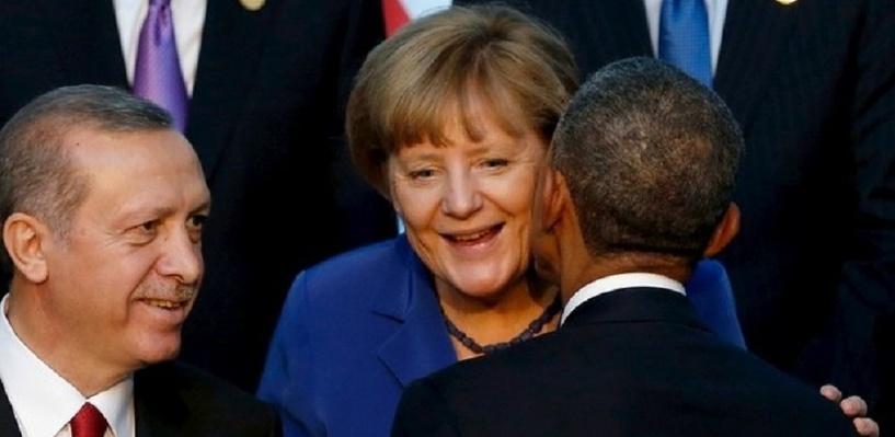 Главными врунами года назвали Ангелу Меркель, Барака Обаму и Тайипа Эрдогана
