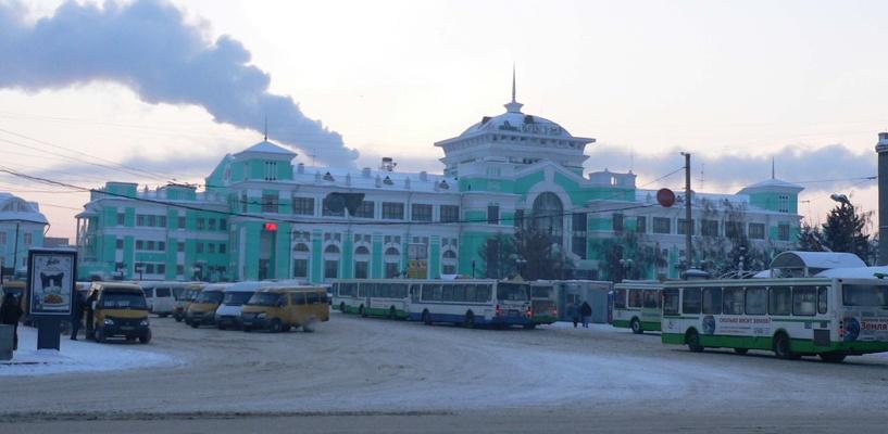 Обзор ситуации на дорогах в Омске: небольшие заторы на Красном Пути и проспекте Маркса