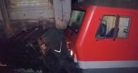 Крушением поезда на омской станции «Любинская» занялась прокуратура