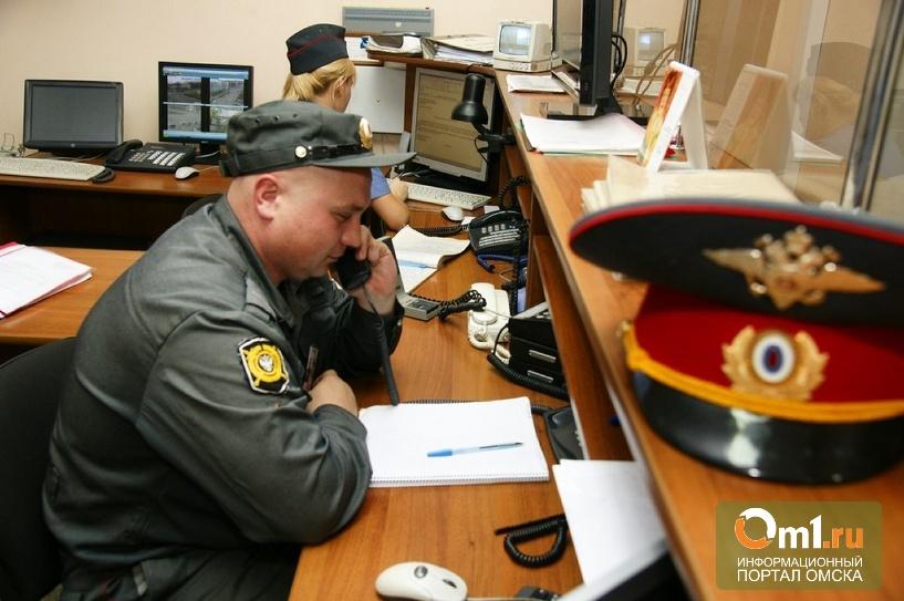 Омские полицейские разыскивают несовершеннолетнюю Русалину Горявину