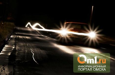 ГИБДД в Омске нашла 23 неосвещенных перехода
