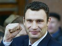 Боксер Кличко поборется за пост президента Украины