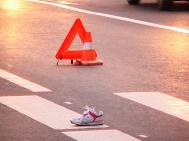 В Омске разыскивают водителя, который сбил 11-летнюю девочку