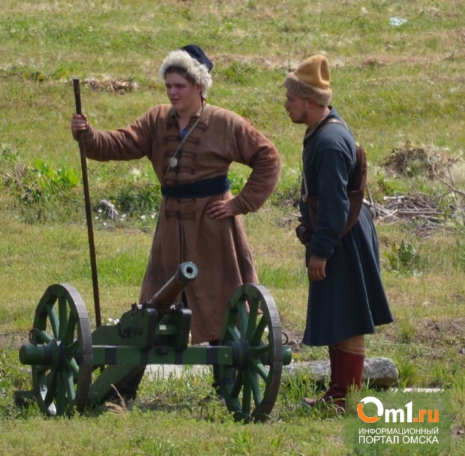 К 300-летию Омска планируют военно-исторический фестиваль