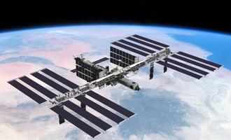 Ночью в Омске можно будет увидеть МКС