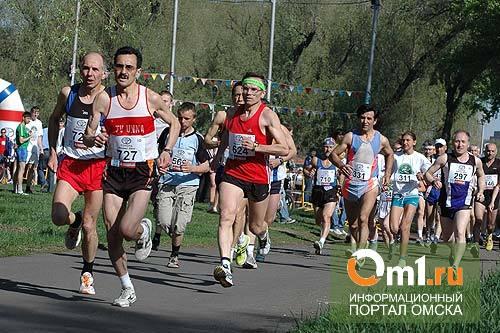 В забеге XVIII Омского полумарафона-гандикапа поучаствуют известные бегуны