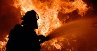 Пожар в Ленинском округе унес жизнь омички