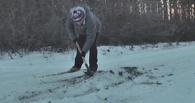 В Омской области неизвестный испортил лыжную трассу