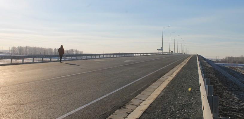 Западный обход Омска достраивался без разрешения на строительство
