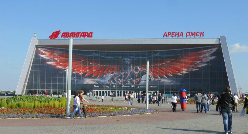 Новички «Авангарда» прибыли в Омск