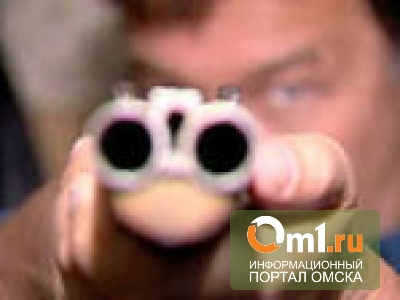 В Омской области мужчина выстрелил из ружья в молодого парня