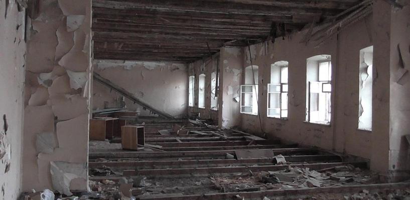 Итоги экспертизы по установлению причин обрушения казармы в Омске опубликованы в СМИ