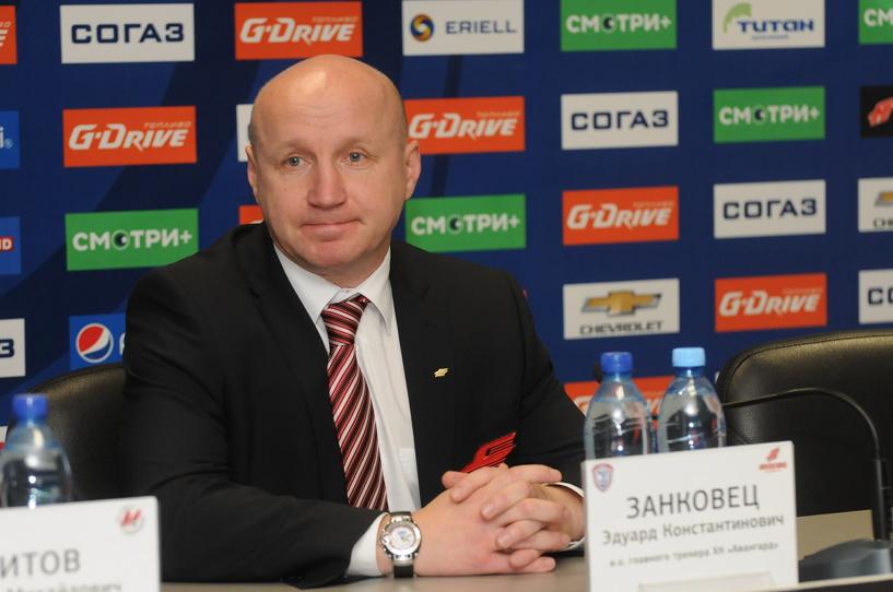 Занковец пообещал, что «Авангард» постарается выиграть у «Кузни»