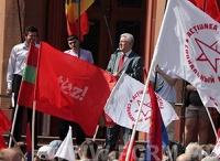 Молдавские коммунисты объявили о начале «бархатной революции»
