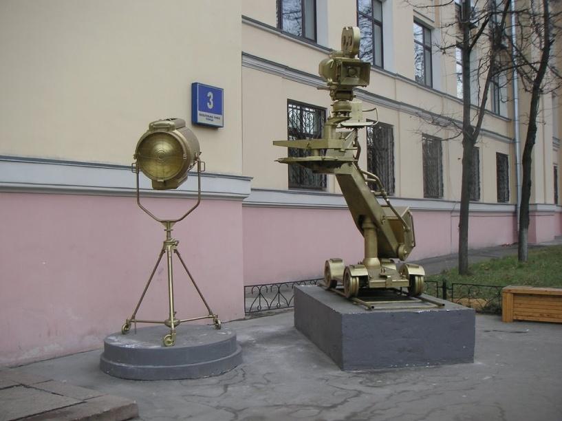 В Омск заедет кинопоезд «ВГИК-95»