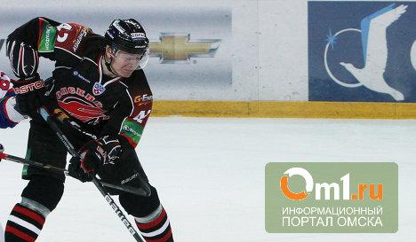 """Хоккеист """"Авангарда"""" Дмитрий Семин привык к тренировкам после Нового года"""