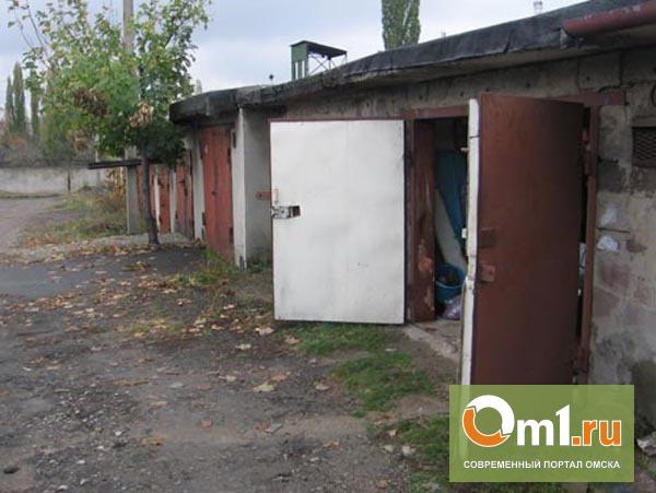 В Омске разыскивают свидетелей кражи из гаража