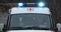 СМИ: в Омске машина скорой помощи, перевозившая младенца, попала в ДТП