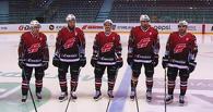 Омичам показали новогоднюю форму хоккеистов «Авангарда»