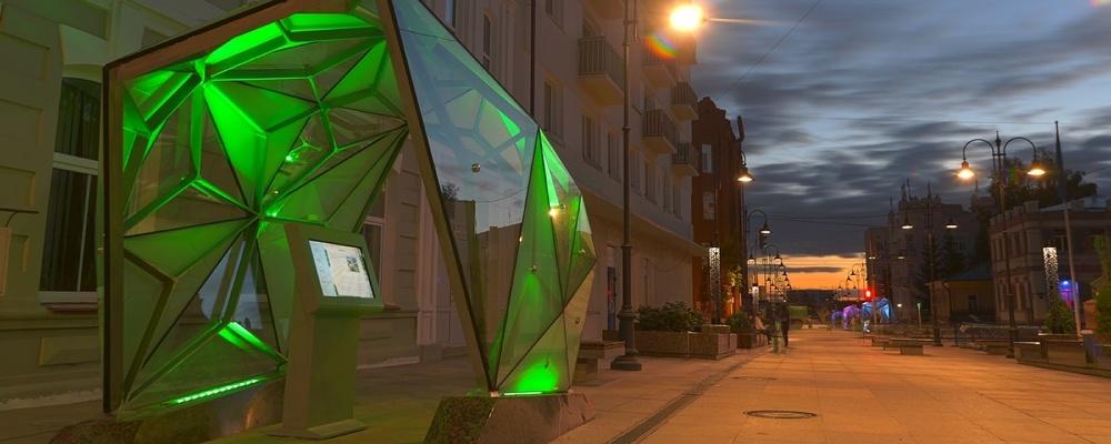 Улица Чокана Валиханова победила в международном конкурсе Structural Awards