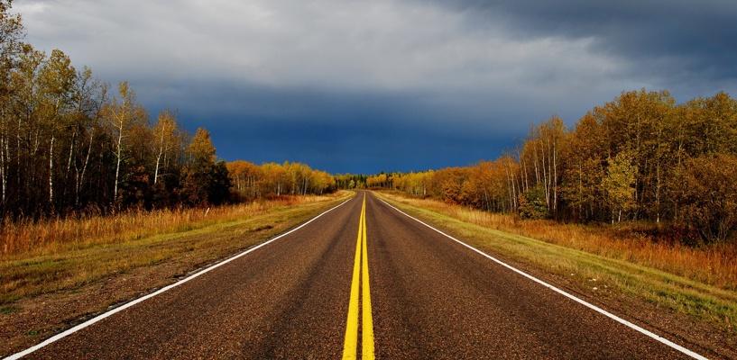На корректировку проекта окружной дороги «Федоровка – Александровка» в Омске потратят более 7 млн рублей