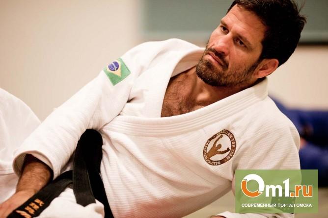 Легенда бразильского джиу-джитсу даст бесплатные мастер-классы в Омске