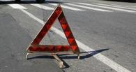 В Омске молодой водитель насмерть сбил женщину