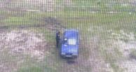 Под Омском нашли мертвого мужчину в салоне машины