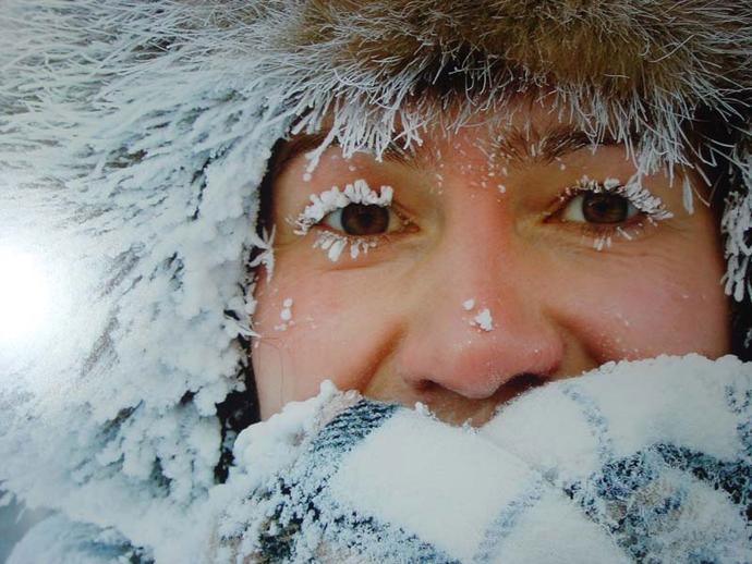 В Омской области стоит ждать холодов до -40 градусов