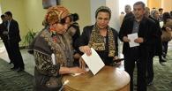 Ислам Каримов победил на выборах в Узбекистане