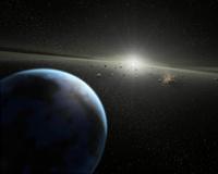 Через 19 лет Земля может столкнуться с 400-метровым астероидом