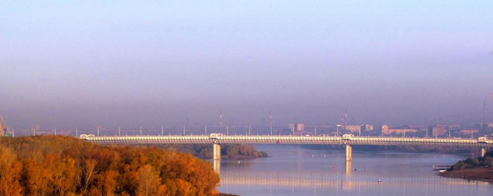 Единственный в мире без метро: 10 лет назад в Омске открылся метромост