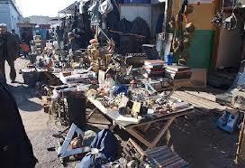 В Омске торговцев-нелегалов с «Хитрого рынка» выселяют в «Казачью слободу»