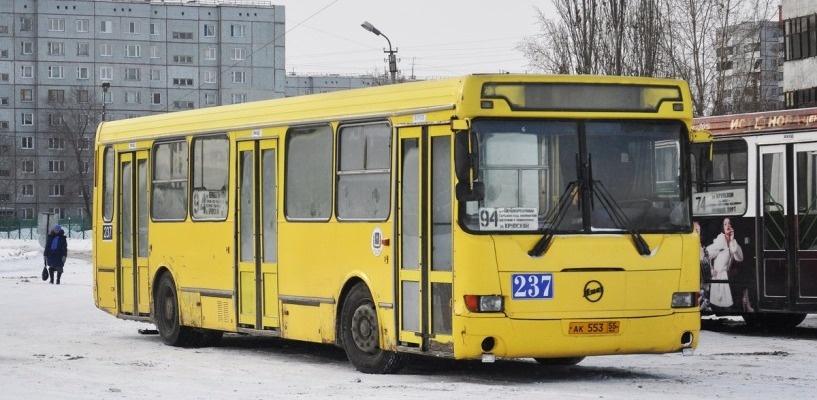 Виктор Назаров: транспортного коллапса в Омске не будет