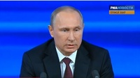 Владимир Путин: мы должны защитить Украину от Евросоюза