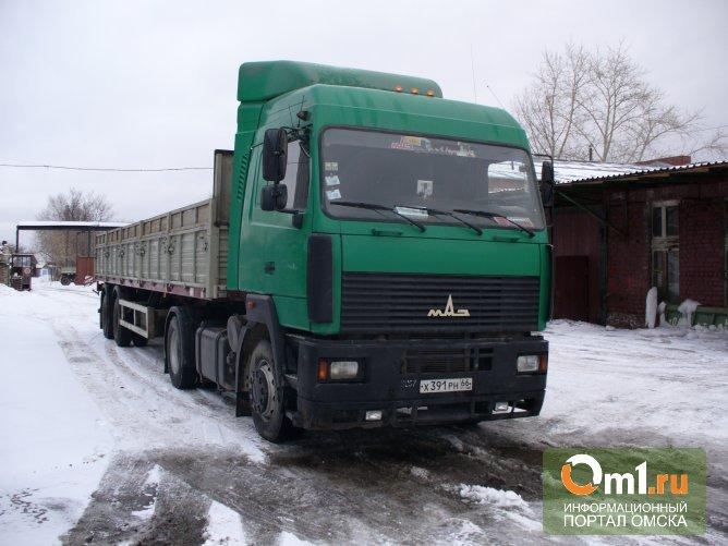 В Барнауле нашли пропавшего дальнобойщика из Омска