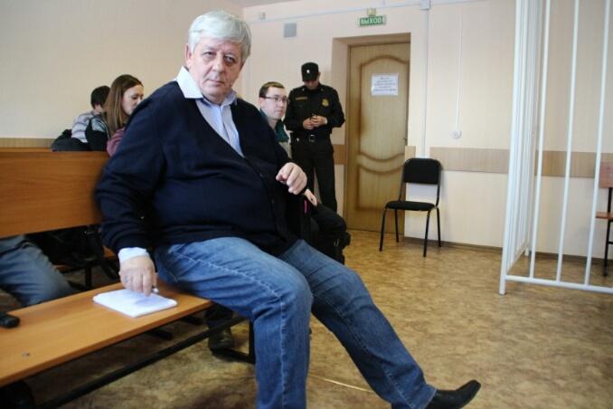 В Омске начался суд над бывшим министром имущественных отношений