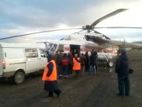 В Якутии объявлен траур по жертвам крушения Ми-8