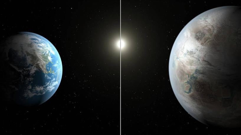 «Земля 2.0»: ученые NASA обнаружили планету, похожую на Землю