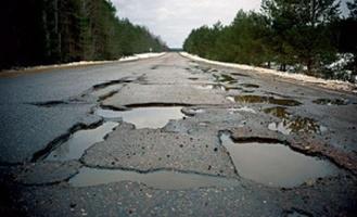 На ремонт дорог в частном секторе Омска денег не нашли