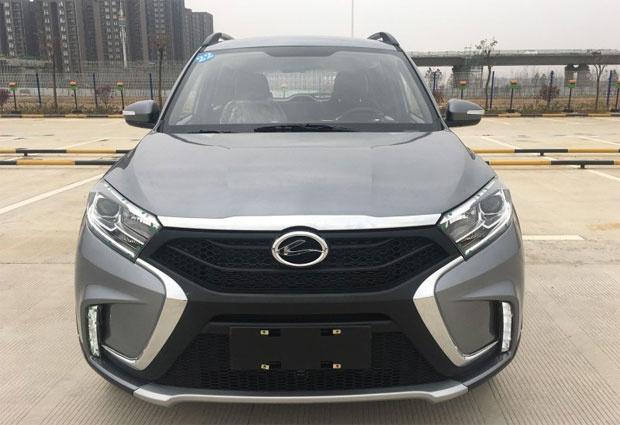 Китайский концерн Landwind позаимствовал дизайн своего кроссовера уАвтоВАЗа