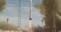 «Протон-М» с американским спутником со второй попытки стартовал с Байконура. Видео