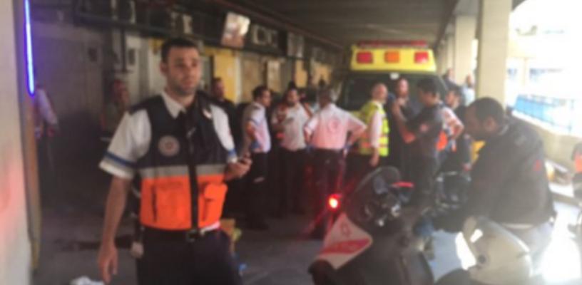 Неизвестный напал на офис телеканала Russia Today в Тель-Авиве