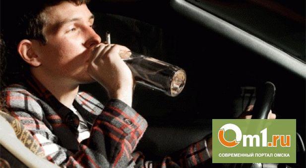 Под Омском два пьяных угонщика «девяносто девятой» попали в ДТП