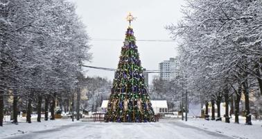 Мэрия Омска опубликовала список и карту праздничных новогодних мероприятий - СПИСОК