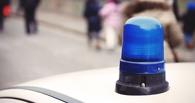 В Омске пассажирский автобус сбил пешехода