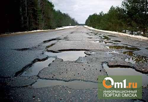 Омскими дорогами займется спецотдел мэрии